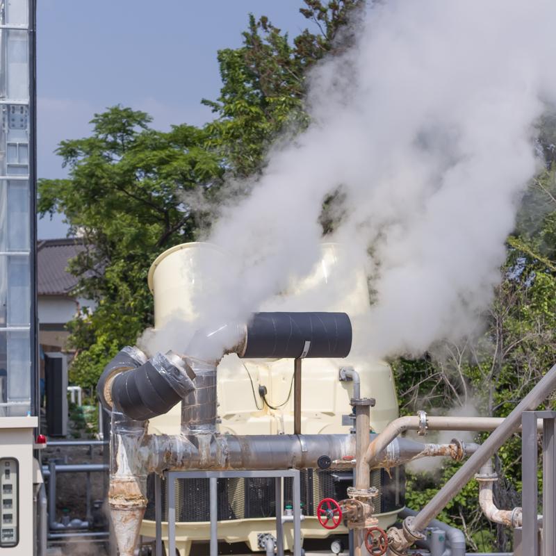 地熱発電温泉熱エネルギー
